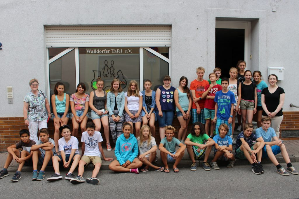 2015 Klasse 7 Gymnasium